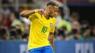 Neymar Stipped of Brazil Captaincy, Dani Alves Named as Replacement