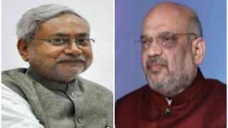 बिहारः 1 दिन में 2 बार मिलेंगे नीतीश कुमार और अमित शाह, तब होगा सीट बंटवारा !