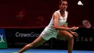 PV Sindhu Knocked Out of China Open 2018, Loses to He Bing Jiao in Quarterfinals of 17-21, 21-17, 15-21