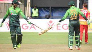 बुलावायो वनडे में पाक ने जिम्बाब्वे को 244 रन से हराया, फखर ने जड़ा दोहरा शतक