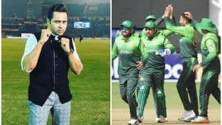 Fans Troll Aakash Chopra For His Tweet on Pakistan Zimbabwe Series