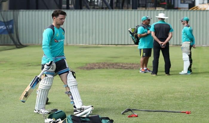 Peter Handscomb finally breaks silence on ball-tampering controversy