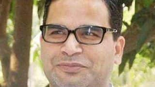 Thank You Delhi, Tweets Prashant Kishor as Trends Show Sweep of AAP