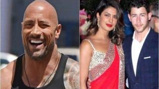 Priyanka Chopra - Nick Jonas Were Set Up by Dwayne Johnson?