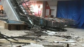 Vashi: Part of Raghuleela Mall's Ceiling Collapses, Watch Video