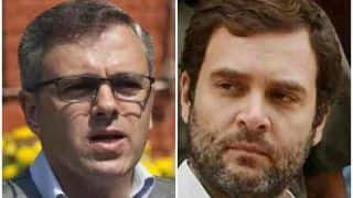 Congress, National Conference Announce Tie-up in Jammu And Kashmir For Lok Sabha Elections 2019