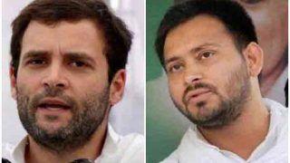 BJP MLA Dubs Rahul Gandhi, Tejashwi Yadav as Bunty And Babli