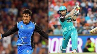 T10 Cricket League: Brendon McCullum, Rashid Khan, Andre Russell and Shane Watson Set to Feature in Second Edition of Tournament