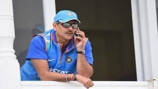 India Head Coach Ravi Shastri Hits Back at Trolls, Says 'I Don't Have Time For What People Say'