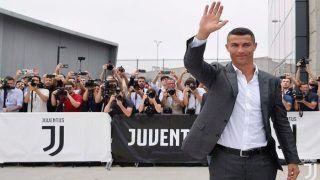 Cristiano Ronaldo's Juventus Move Will Make Serie A Better: Manchester United Head Coach Jose Mourinho
