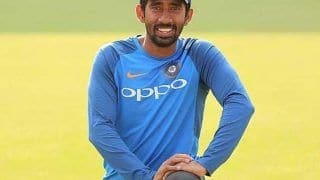 Wriddhiman Saha Joins MS Dhoni, Syed Kirmani in 100-Dismissal Club During Historic Pink-Ball Test at Eden Gardens Between India-Bangladesh