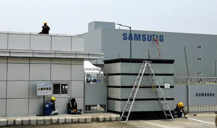 Samsung opens the world's biggest smartphone facility in India