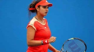 Sania Mirza to Pair With Nadiia Kichenok in Hobart International Opener