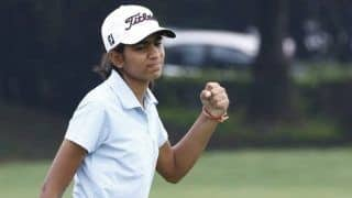 Amateur Seher Shares Lead With Tvesa, Neha in 10th Leg of Hero WPG Tour