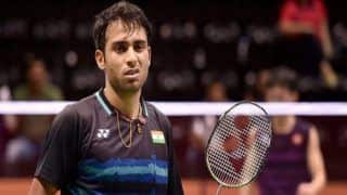 Indian Shuttlers Bow Out of Singapore Open on Forgettable Day