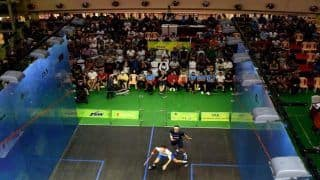 South Africa Squash Coach Dies After World Junior Championships Match
