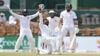 Sri Lanka vs South Africa, 2nd Test: Hosts Build Domineering Lead Over Proteas Despite Keshav Maharaj's Career-Best on Day 2