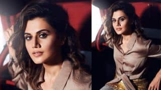 Mulk: Taapsee Pannu Receives a Heart-Warming Note After Delivering Powerful Monologue on Sets