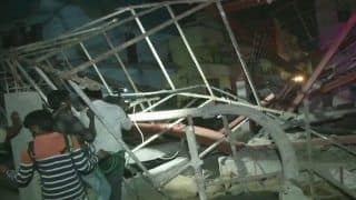 Chennai Building Collapse: One Dead, 28 Injured; Rescue Operation Concludes