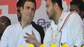 2019 Lok Sabha Polls: Rahul Gandhi Not Sole Opposition PM Candidate, There Are Others, Says Tejashwi Yadav