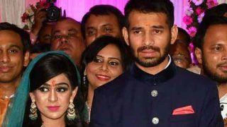 Tej Pratap Yadav Withdraws Divorce Petition Against Wife Aishwarya: Reports