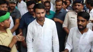 Tej Pratap Yadav Likely to Contest Lok Sabha Polls as Independent Candidate Against Father-in-law Chandrika Rai From Saran