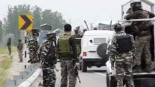 Jammu And Kashmir: Four CRPF Jawans Injured in Grenade Attack by Terrorists in Pulwama's Awantipora