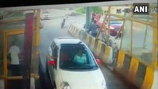 'You'll Stop my Car?', Man Drags Toll Plaza Employee For 6 Km on Bonnet in Gurugram - Watch Video