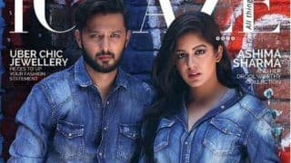 Vatsal Sheth and Ishita Dutta Give Major Twinning Goals in All Denim Outfit on Mag Cover - View Picture