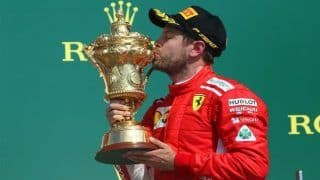 Sebastian Vettel Wins British Grand Prix, Strengthens Grip on Overall Formula 1 Lead