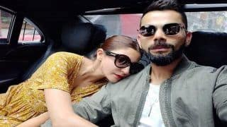India vs England 2018: Indian Team Management Says no to WAGS, Virat Kohli's Wife Anushka Sharma and MS Dhoni's Wife Sakshi to Leave UK