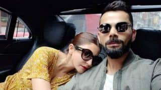 Anushka Sharma And Virat Kohli's Latest PDA Picture in Car is Cuteness Personified - View Picture