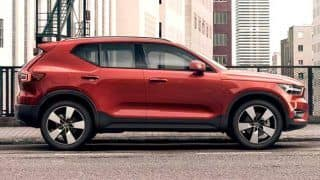Volvo XC40 Launched Today at Rs 39.9 Lakh in India. Read For Features, Specifications And Other Details