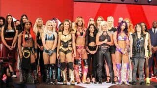 WWE Evolution 2018 Match-Card: Full Schedule and All You Need to Know About The Historic All-Women's Event