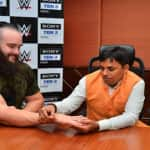When WWE Superstar Braun Strowman Met an Astrologer in India