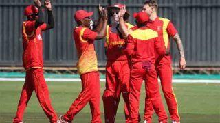 ट्राई सीरीज में एक भी मैच नहीं जीत पाया जिम्बाब्वे, कोच ने फिर भी की तारीफ