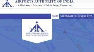 AAI Recruitment 2018: Apply For 908 Vacancies on www.aai.aero