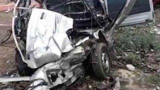 महाराष्ट्र: गढ़चिरौली में कार- ट्रैक्सी की भिड़ंत में 7 लोगों की मौत