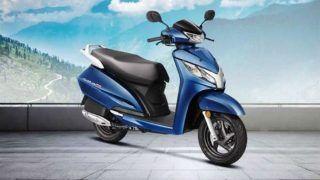 Honda की नई Activa 125 भारत में लाॅन्च, LED हेडलाइट से है लैस
