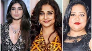 Vidya Balan, Bhumi Pednekar, Bharti Singh Speak Out Against Fat Shaming