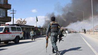 अफगानिस्तान में सरकारी कार्यालय पर आतंकवादी हमला. दो लोगों की मौत