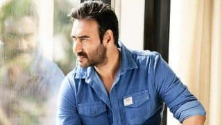 Ajay Devgn in and as Chanakya in Neeraj Pandey's Next