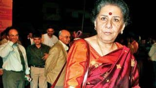 Ambika Soni Rules Herself Out of CM's Race in Punjab, Says a Sikh Leader Should Succeed Captain
