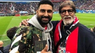 Amitabh Bachchan Feels 'Heartening' After 'Mukti' From Coronavirus, 'Feels Bad' For Hospitalised Abhishek Bachchan