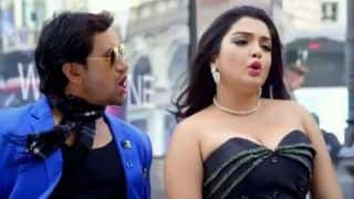 Bhojpuri Hotness Amrapali Dubey's Sexy BTS Dance Video With Nirahua From Nirahua Chalal London is Unmissable, Watch