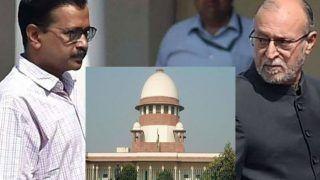 दिल्ली सरकार-एलजी के बीच गतिरोध जारी, आप की अपील पर सुनवाई करेगा सुप्रीम कोर्ट
