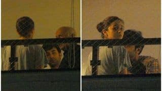 Ranbir Kapoor, Alia Bhatt Have A Late Night Dinner Date At Her Home - See Pics