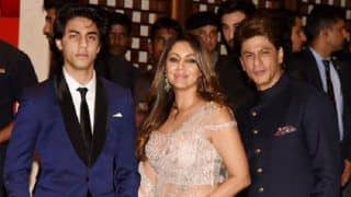 Aryan Khan is a Spitting Image Of Shah Rukh Khan, his Latest Pictures at Akash Ambani and Shloka Mehta's Engagement Are Proof!