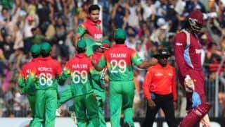 Bangladesh vs West Indies 2nd ODI Live Streaming: When And Where To Watch on TV And Online