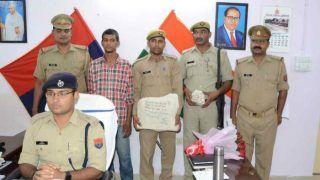 बरेली में शनिदेव को चुरा ले गया 'साजन', पुलिस ने पकड़ा तो हुआ चौंकाने वाला खुलासा